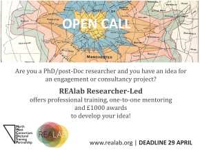 Researcher-Led Projects: OpenCall